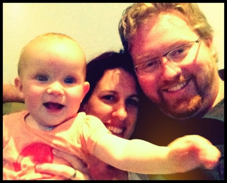 Alise, Clare & Tim